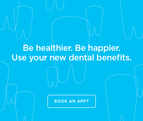 Be Heathier, Be Happier. Use your new dental benefits. - Fayetteville Smiles Dentistry and Orthodontics